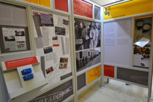 Exposição Ser Imigrante vai até o próximo dia 30 de março Crédito: Museu da Imigração