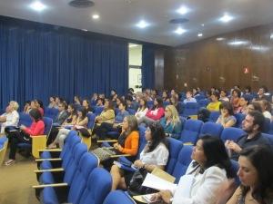 Público marca presença na sede da PRR-3 Crédito da foto: Rodrigo Borges Delfim
