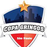 Logotipo da Copa Gringos, que começa dia 13 em São Paulo. Crédito: Divulgação