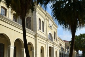 Fachada do Museu da Imigração do Estado de São Paulo, que será reaberto ao público no fim de maio. Crédito: Divulgação