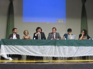 Audiência pública na USP coletou propostas para o anteprojeto de Lei para as Migrações. Crédito: Rodrigo Borges Delfim