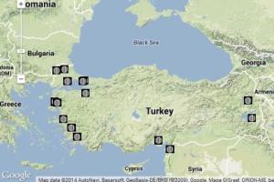 Ilustração do perfil da Turquia, um dos países estudados pelo GDP. Crédito: Reprodução/GDP