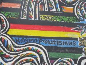 """""""Kosmopolitismus"""": seria esse desejo capazde se tornar realidade? Crédito: Rodrigo Borges Delfim"""