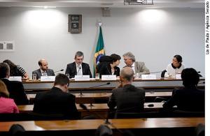 Migrações e política externa brasileira foram alvo de debate no Senado nesta semana. Crédito: Lia de Paula/Agência Senado