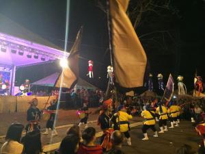 Segundo os organizadores, 70 mil pessoas participaram do Tanabata durante os três dias de evento. Crédito: João Camilo de Oliveira