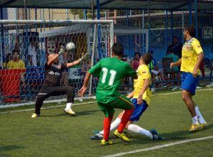 Bolívia vence mais uma e mostra que ainda está na briga pela Liga Gringos. Crédito: Stephane Darmani