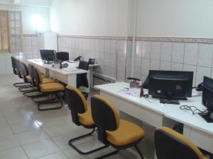 Local onde funcionarão os serviços de referência do CRAI. Crédito: Rodrigo Borges Delfim