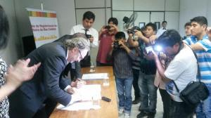 Portaria assinada nesta terça-feira (18/11) regulariza a feira da rua Coimbra. Crédito: Paulo Illes