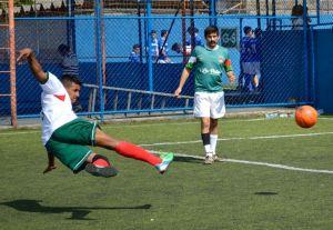 Bolívia é uma das seleções já garantidas na fase final da Liga Gringos. Crédito: Divulgação
