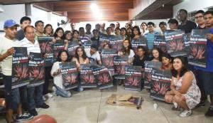Oitava edição da Marcha dos Imigrantes em são Paulo será no próximo dia 07/12. Crédito: Divulgação/CAMI