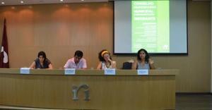 Debate com imigrantes dos Conselhos Participativos foi uma das atividades recentes do EPM. Crédito: Educar para o Mundo