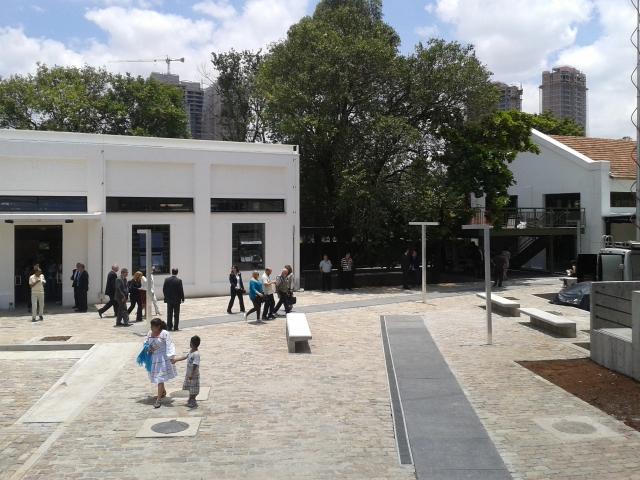 Área do CIC tem cerca de 2.000 m². Crédito: Rodrigo Borges Delfim