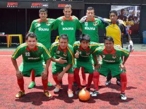 Após vice na Copa Gringos, Bolívia tem nova chance de título na Liga. Crédito: Divulgação
