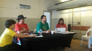 Workshop no WSFM destaca importância das mobilizações sociais para as políticas de imigração. Crédito: Paulo Guerra