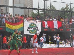Seja como Copa ou Liga, torneio deve ter novas edições em 2015. Crédito: Rodrigo Borges Delfim