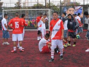 Peru lutou, mas acabou ficando com o vice-campeonato. Crédito: Rodrigo Borges Delfim