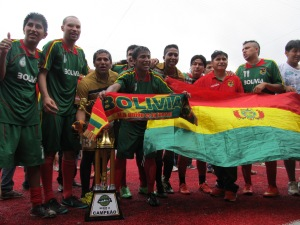 Bolívia supera vice na Copa e fatura a Liga Gringos. Crédito: Rodrigo Borges Delfim