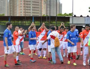 Peru goleia França e fará tira-teima com os bolivianos em jogos neste ano. Crédito: Lucas Campos