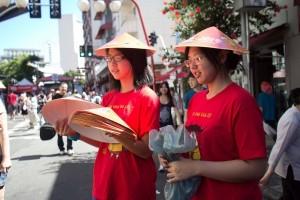 Festa é uma grande oportunidade para conhecer melhor a cultura chinesa e permitir o intercâmbio com outras culturas. Crédito: Divulgação