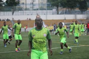 Nigéria fez bonito no retorno à Copa Gringos e ficou com o terceiro lugar na Série A. Crédito: Eva Bella