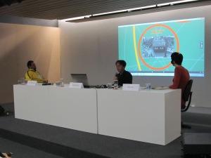 Desafios de museus de migrações no mundo foram destaque no segundo dia do seminário. Crédito: Rodrigo Borges Delfim