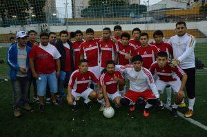 Peru confirmou favoritismo e venceu o Festival Copa Gringos. Crédito: Lucas Campos