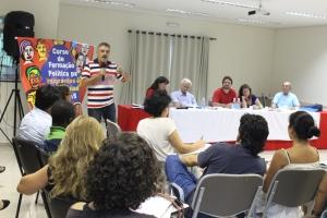 Curso de formação aconteceu durante dois dias no Instituto Cajamar. em SP. Crédito: CDHIC