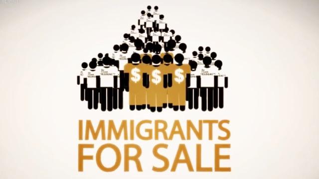 Documentário denuncia a indústria por trás da detenção de imigrantes sem documentos nos EUA. Crédito: Divulgação