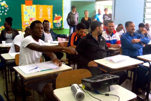 Aulas de português para estrangeiros em Samambaia (DF)