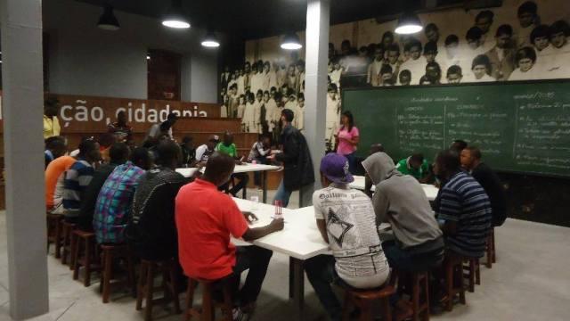 Oficinas com imigrantes deram origem à nova mostra temporária do Museu da Imigração. Crédito: Divulgação/Museu da Imigração do Estado de São Paulo