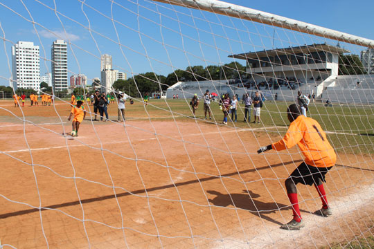 Copa dos Refugiados teve sua segunda edição em São Paulo. Crédito: Danilo Mekari/Portal Aprendiz