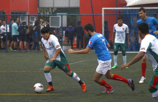 Bolívia começou com vitória a Liga Gringos 2015. Crédito: Akira Yoshioka Fotografia