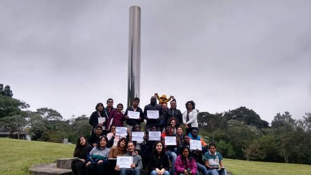Ato em apoio aos refugiados acontece neste sábado (12) em São Paulo. Crédito: Divulgação