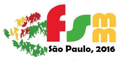 VII Fórum Social Mundial das Migrações será em São Paulo, em 2016. Crédito: Divulgação