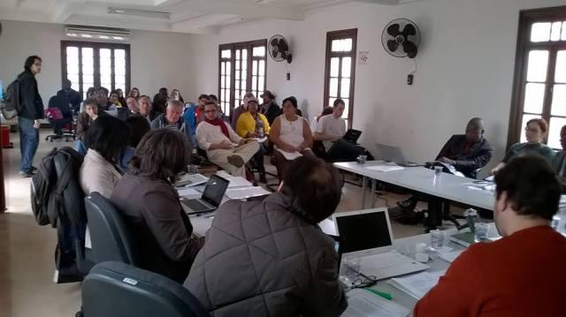 Reunião ratificou a escolha de São Paulo para sediar o Fórum. Crédito: Paulo Illes