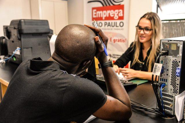 CIC do Imigrante recebeu mais um Feirão do Emprego. Crédito: SERT/SP