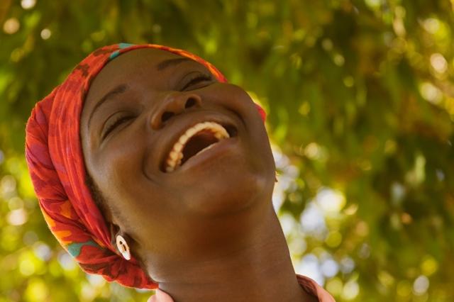 Ficenca Eliza, do Suriname, personagem do Projeto Guadalupe. Crédito: Erica Suelen de Sousa/Projeto Guadalupe