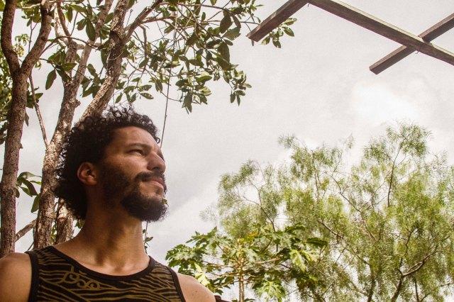 Daniel Pardo, da Espanha para o interior de Goiás. Crédito: Erica Suelen de Sousa/Projeto Guadalupe