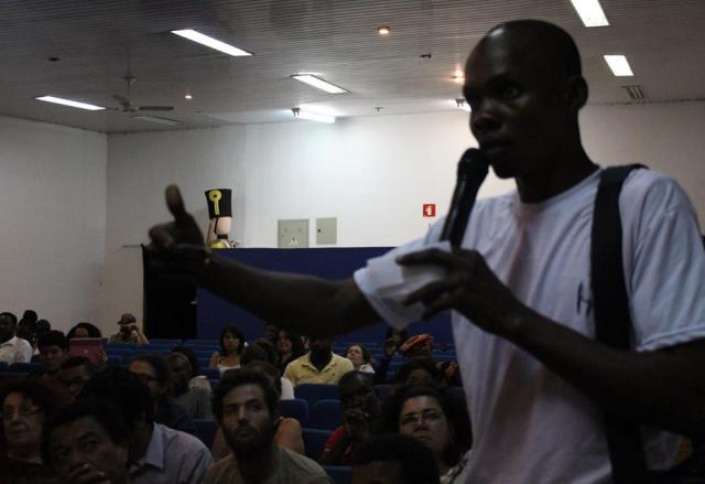 Fórum é oportunidade para para debater melhorias na qualidade de vida dos migrantes, reivindicar lutas e sonhos. Crédito: Katherine Rivas/FSMM