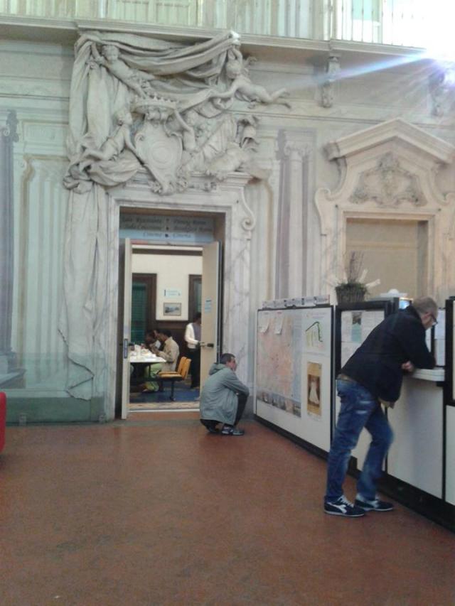 Hostel em Firenze vai na contramão da xenofobia e abre espaço para imigrantes. Crédito: Carla Alexsandra Ribeiro